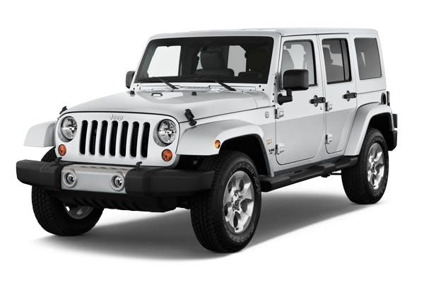 Jeep Wrangler 4WD 2016