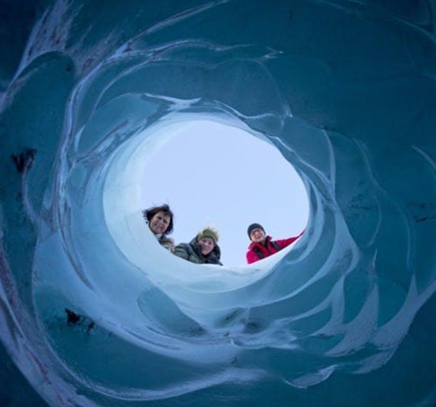 冰島索爾黑馬冰川健行旅行團