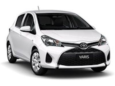 Toyota Yaris Automatic 2016