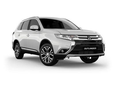 MMC Outlander Automatic 4x4 2016