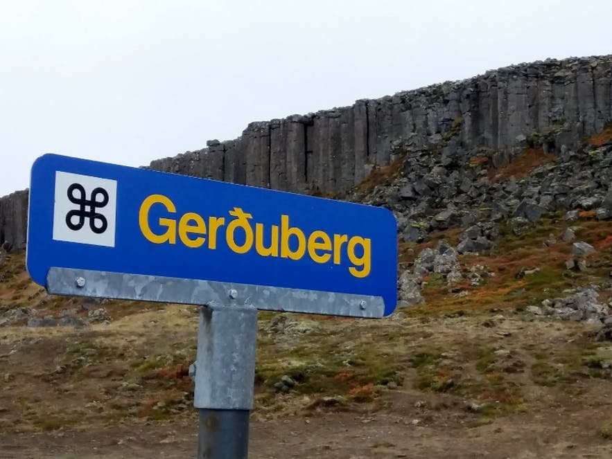 Gerðuberg © Cédric H. Roserens