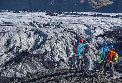 Glacier Hiking Tour from Reykjavik | Small Group | Easy Difficulty