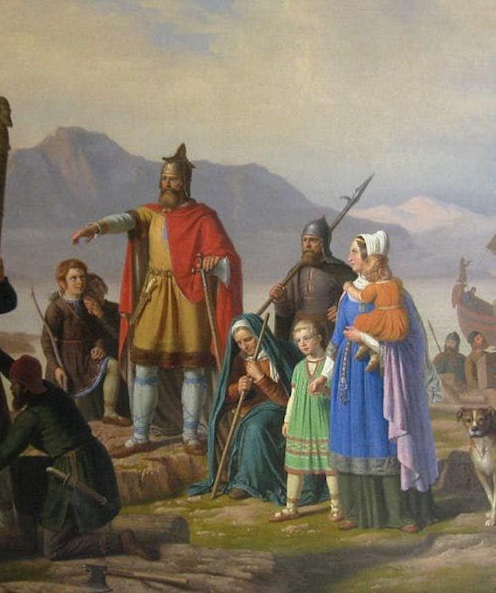 冰岛人祖先来自何方?