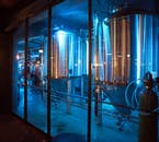 Iceland's beer culture is on the rise with multiple small and large breweries popping up across the city.
