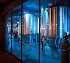 Islands Bierkultur ist auf dem Vormarsch, mit mehreren kleinen und großen Brauereien, die überall im Land entstehen.