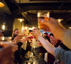 Cheers to Reykjavik! Join the Locally Hosted Beer and Food Tour for an evening of food, drink and fun.