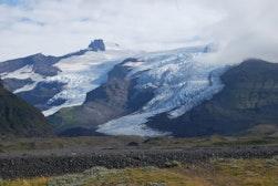 Falljökull冰川