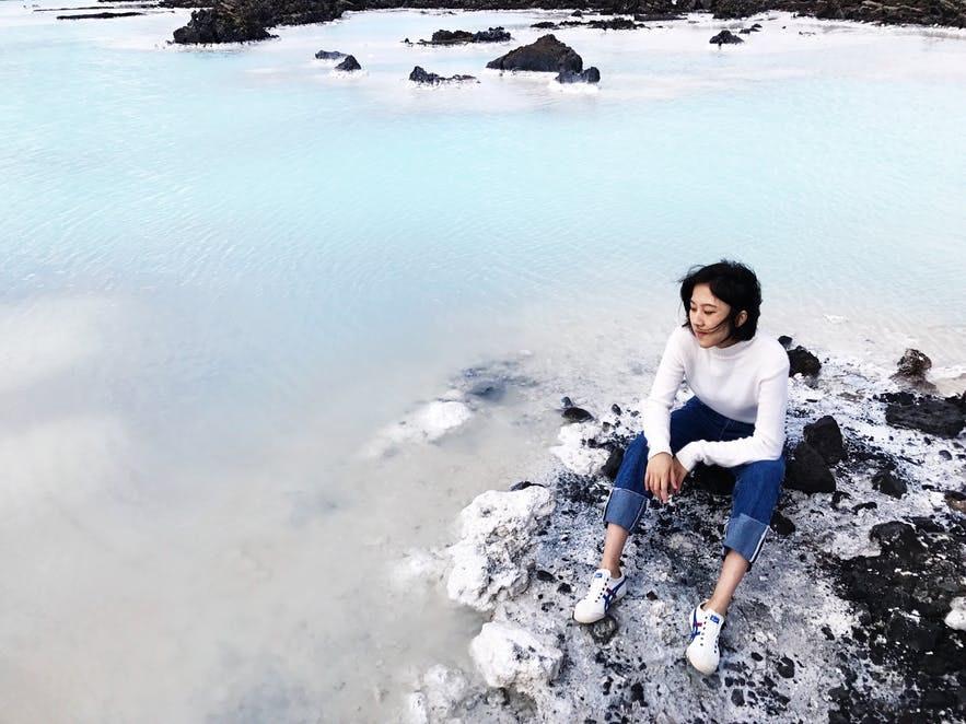 冰島藍湖Bluelagoon