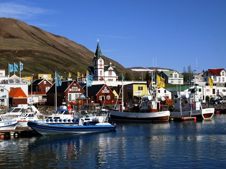 5-Day Minibus Tour of the North | Departure from Akureyri