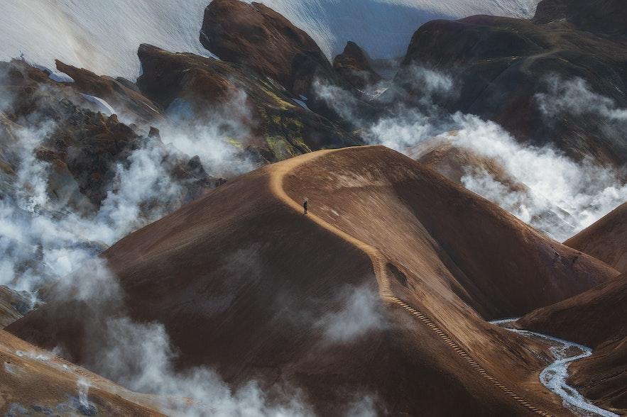 冰島中央內路高地