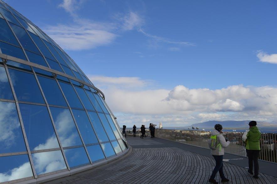 360°見渡せる展望台が人気のペルトラン