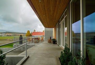 レイク・ホテル・エイイルススタジル Lake Hótel Egilsstaðir