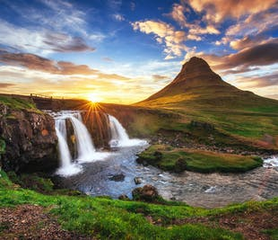 5 Day Minibus Tour of the South Coast, Golden Circle, Highlands and Snaefellsnes Peninsula