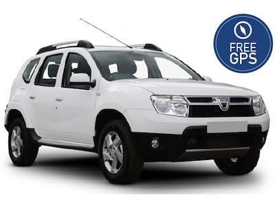 Dacia Duster 4x4 (FREE GPS) 2017