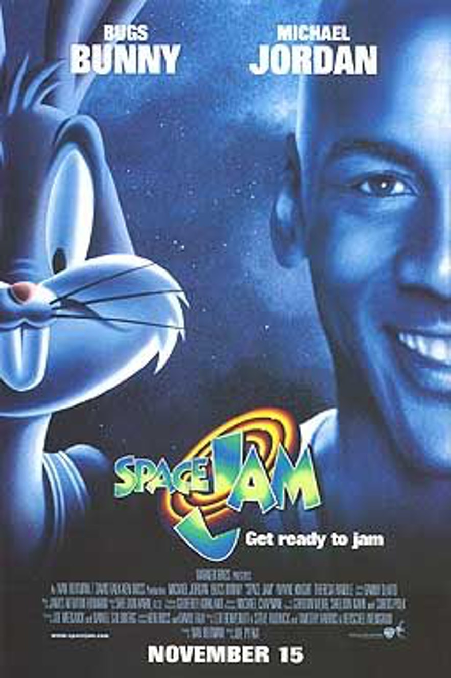 A compelling story starring the ghost of Michael Jordan's career.