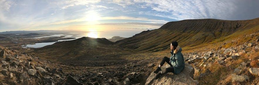 冰島Esjan