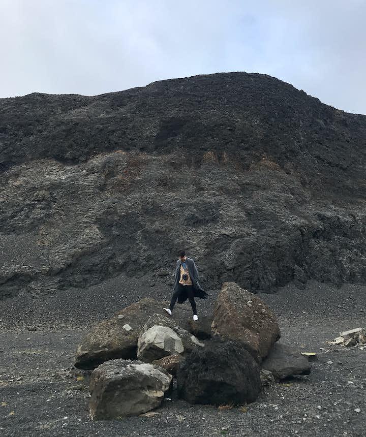 冰島南部景色