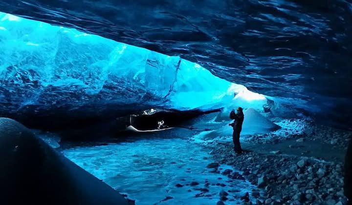 Ледниковая пещера и северное сияние | Однодневный тур в Йокульсарлон