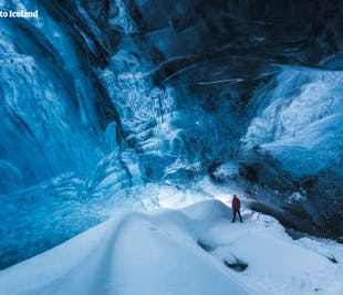 8일 겨울 여행 패키지 | 국립 공원과 얼음 동굴