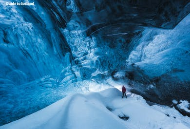 8 วันในดินแดนมหัศจรรย์ฤดูหนาว   อุทยานแห่งชาติ & ถ้ำน้ำแข็ง