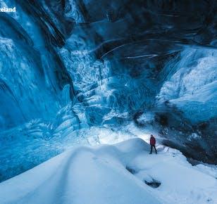 8-tägiges Winter-Reisepaket   Süd- & Westisland mit Eishöhle