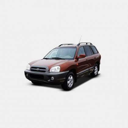 Hyundai Santa-Fe 4x4 Automatic 2006