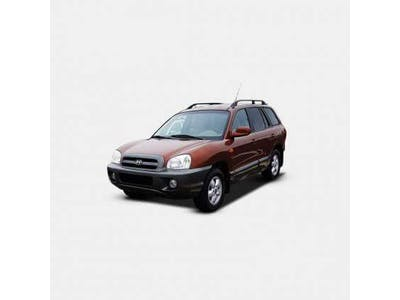 Hyundai Santa-Fe 4x4 boîte automatique 2006