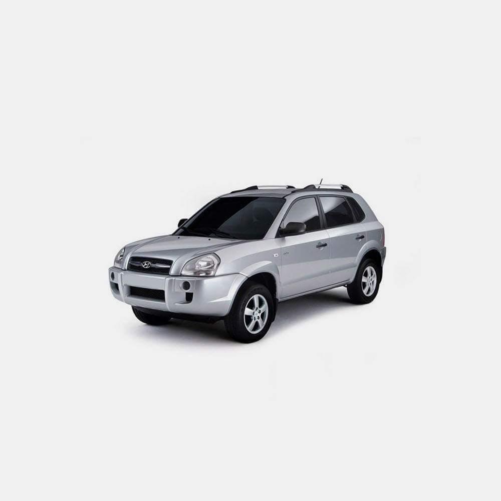 Hyundai Tucson 4x4 2007-Manual Disel 2009