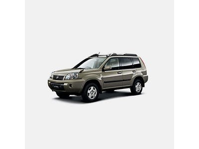 Nissan X-Trail 4x4 Automatic 2006
