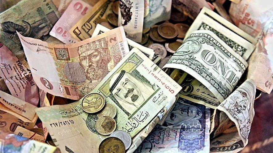為替レートをチェックしてからお買い物を楽しもう!