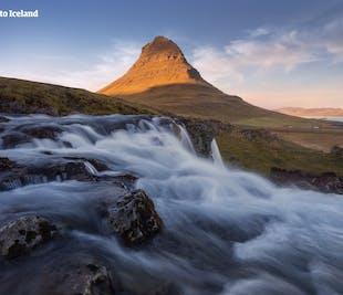 Autotour de 9 jours petit budget | Tour d'Islande & péninsule de Snæfellsnes