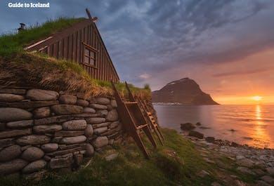 8-дневный летний автотур   Западные фьорды и полуостров Снайфелльснес