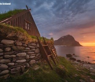 夏のセルフドライブツアー 8日間|スナイフェルスネス半島と西フィヨルド