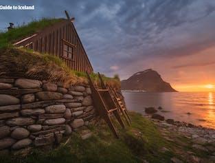 여름 8일 렌트카 여행 패키지   아이슬란드 서부 피요르드 & 스나펠스네스 반도