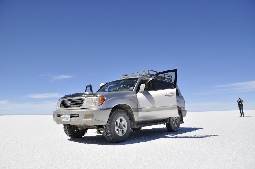 Det finnes et stort utvalg av forskjellige typer kjøretøy å velge mellom.