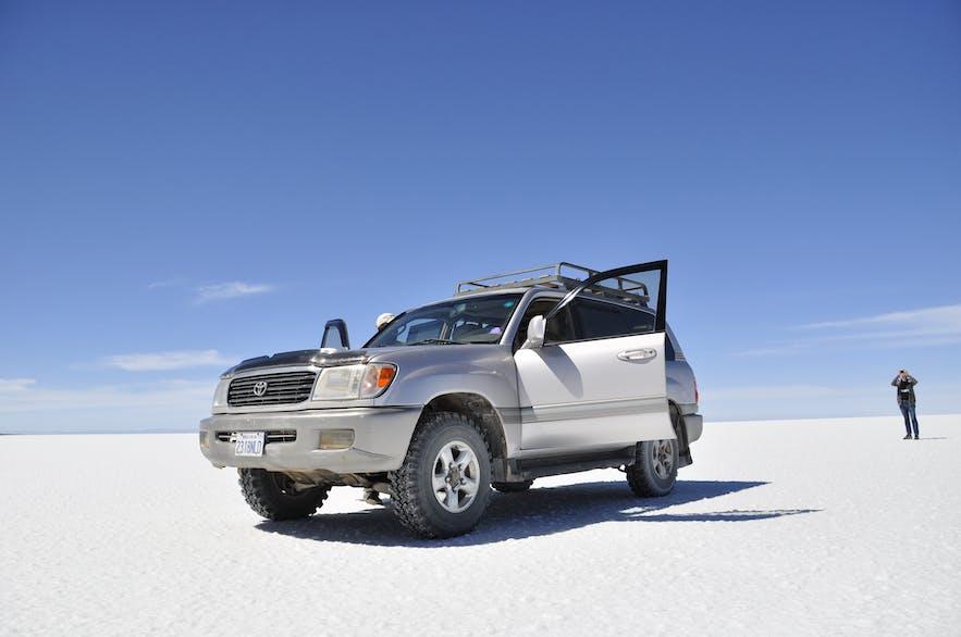 В прокатных компаниях Исландии доступны разные типы автомобилей в аренду — есть, из чего выбрать.