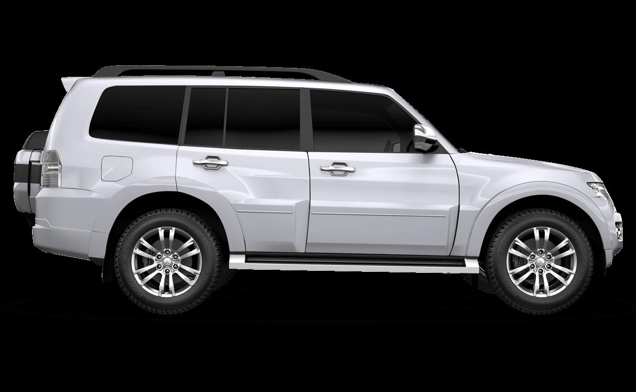미쯔비시 파제로 4륜 자동기어 GPS포함 2017- 2018
