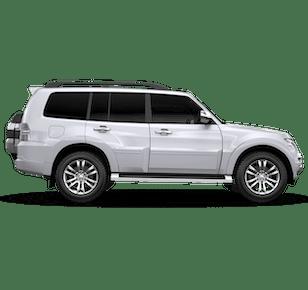 Mitsubishi Pajero 4x4 Automatic with GPS 2018