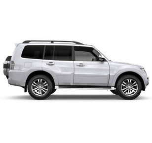 Mitsubishi Pajero 4x4 Automatic with GPS 2017 - 2018