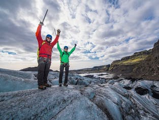 Solheimajokull Glacier Adventure