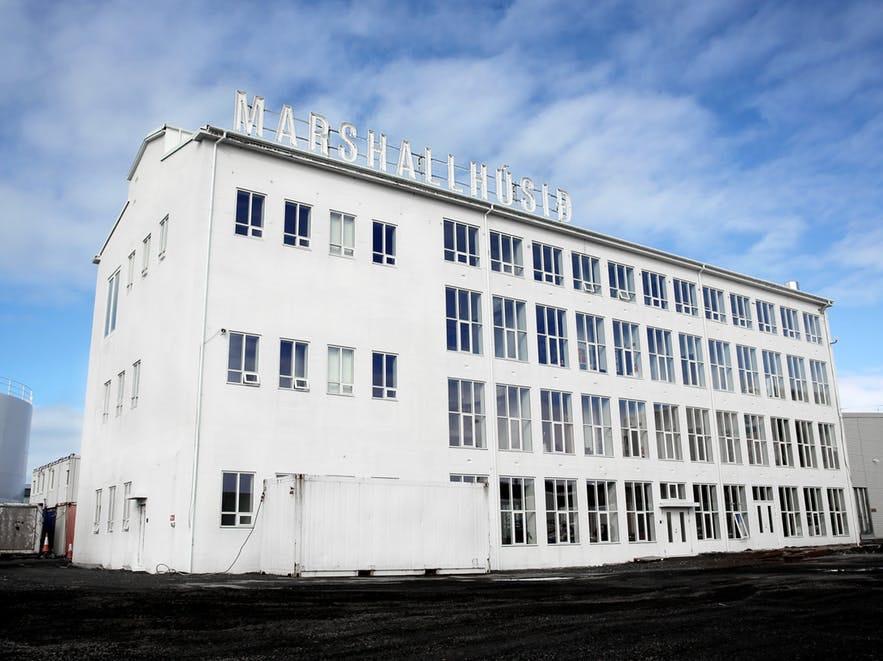 The marshall house iceland reykjavik