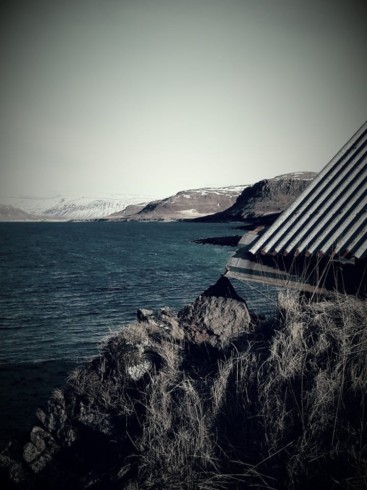 Arnarfjörður is in the Westfjords, with a lot of folklore.