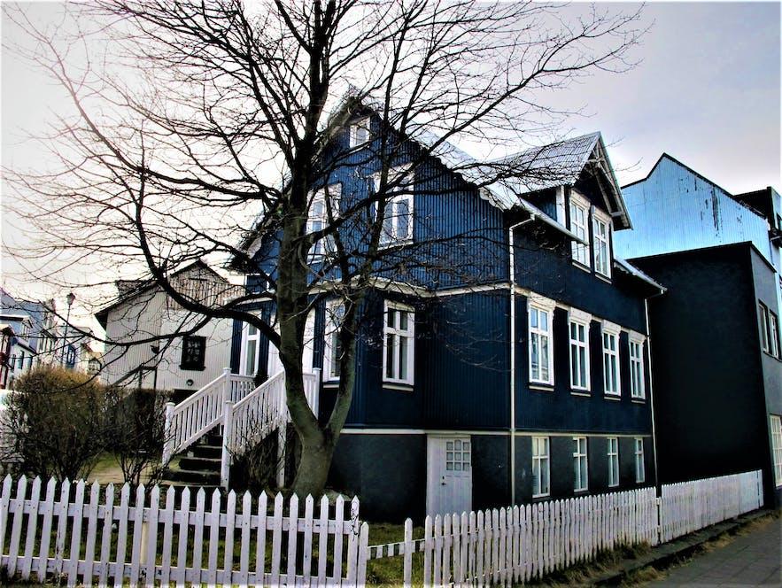 Grjótaþorpið translates to Rock Village, as it originally grew around a farmstead called Grjótið (The Rock).