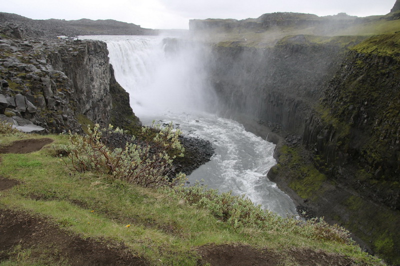 Dettifoss waterfall, north Iceland