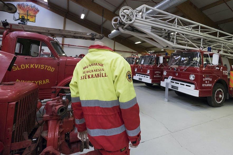 Slökkviliðsminjasafn Íslands - Feuerwehrmuseum