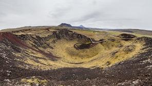 格拉布鲁克火山口