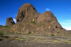 Brúardalir山谷