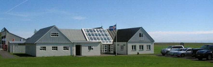 The Skógar Museum in south Iceland