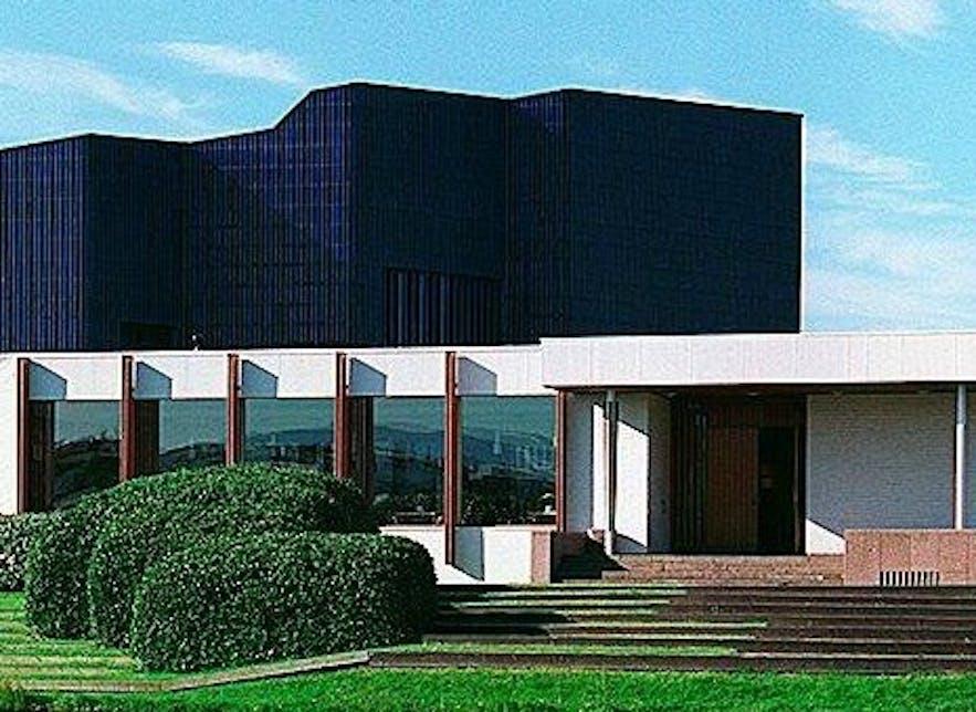 冰岛首都雷克雅未克的北欧之屋出自芬兰著名设计师之手