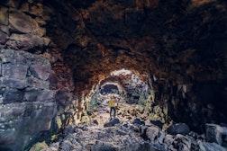 瑞法赫火山岩洞